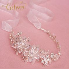 Free Shipping Rhinestone Flowers Bridal Headband Wedding Hair Accessories-in Hair Jewelry from Jewelry on Aliexpress.com | Alibaba Group