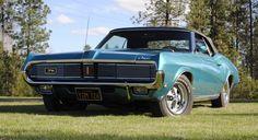 1969 Cougar XR7 Convertible.