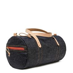 Duffle Bag – Selvedge Denim