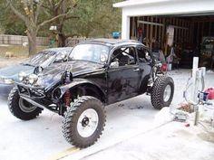 The world needs more Baja Buggys!