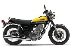 Yamaha customizada a la media Motos Yamaha, Yamaha 125, Triumph Scrambler, Yamaha Motorcycles, Beginner Motorcycle, Retro Motorcycle, Motorcycle Bike, Car Insurance Rates, Best Car Insurance