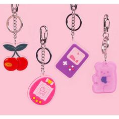 After The Rain coolkids party epoxy keyring keychain Acrylic Keychains, Acrylic Charms, Keychain Design, Cute Keychain, Blueberry Jelly, Peach Jelly, Funny Phone Wallpaper, Accesorios Casual, Pin And Patches