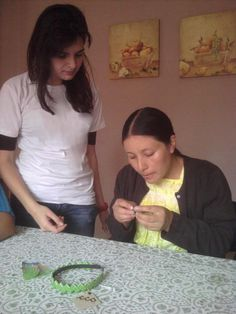 University of the Valley of Guatemala - Eco Weaving project