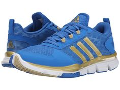 reputable site c356d 023cc adidas Speed Trainer 2 Bright Royal Gold Metallic Tech Grey Metallic S14 -  Zappos.com Free Shipping BOTH Ways