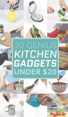 20 Useful Kitchen Gadgets Under $20