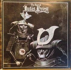 ON SALE TODAY ! Judas Priest / The Best Of / 1978 / Lyrics / Near Mint / RARE / Vinyl LP Record