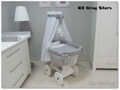 TOLO-WICKER-MOSES-BASKET-CHASSIS-BIG-WOODEN-WHEELS-BEDDING-DRAPE