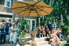 Vintage-Lovers Will Adore this Backyard Wedding — Real Weddings
