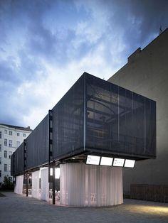 BMW Guggenheim Lab | Mumba, USA by Atelier Bow Wow