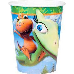 Dinosaur Train Cups