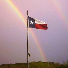 Gorgeous Texas Rainbow