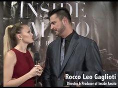 Rocco Leo Gaglioti Director Producer | Inside Amato NY Premiere | Social...