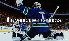 Vancouver Canucks my favourite Canadian team. Beautiful Vacation Spots, Canadian Things, Florida Panthers, Pin Pics, Vancouver Canucks, British Columbia, Nhl, Hockey, Canada