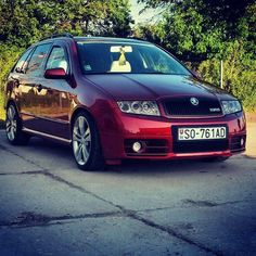 Skoda Fabia, Mk1, Cars And Motorcycles, Awesome, Vehicles, Ideas, Cars, Thoughts, Vehicle