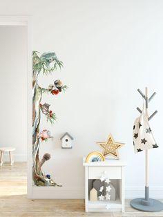 Nursery Wall Stickers, Wall Decals, Mural Wall, Vinyl Decals, Wall Art, Nursery Decor, Room Decor, Nursery Themes, Girl Nursery