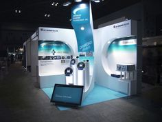 Small Exhibition Stands : Best small booth ideas images in display design