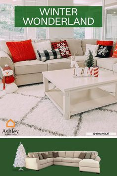 Sometimes it's best to keep it simple, even during the festive season! You don't need flashy décor this year to celebrate the holidays. Sometimes a few pieces of is enough to tie an entire space together. For more check out our pins!