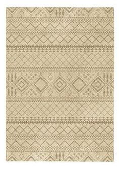 Featuring a stunning abstract tribal design, the Adobe Area Rug offers style and comfort underfoot in any room in your home.