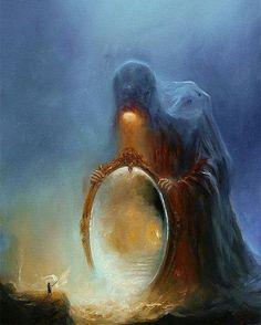 Mirrors, portals. [Mariusz Lewandowski]