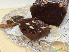 Plumcake al cioccolato bimby  #ricette #food #recipes