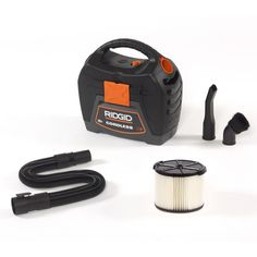 Cordless Handheld Wet/Dry Shop Vacuum with Filter, Expandable Hose and Accessories, Oranges/Peaches Benchtop Milling Machine, Car Cleaning Kit, Floor Cleaning, Hose Storage, Power Tool Batteries, Portable Vacuum, Cordless Vacuum Cleaner, Thing 1, Electronic Recycling