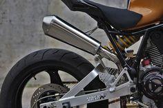 Radical Ducati 900SS Matador ~ Return of the Cafe Racers