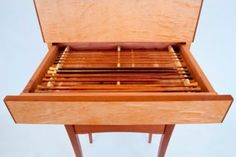 Musings of a Furniture Maker: The Knitting Cabinet
