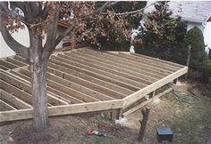 back deck designs - Bing Images