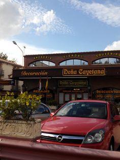 Tienda Doña Cayetana