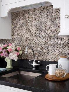 Dekosteine Für Wand   Verkleiden Sie Die Wände Ihrer Wohnung