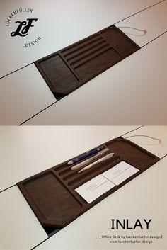 Anwendungsbeispiel_des Schreibtisch INLAY #cnc #furniture #inovativ #schreibtisch