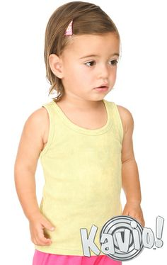 I2C0236 Kavio Unisex Infants Sleeveless Lightweight 100/% Cotton Beater Tank Top
