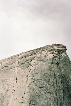 Once upon a time, Katy CLIMBED Half Dome!!! And it was an AWESOME and unforgettable experience!!! :D