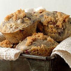 Healthy Muffin Recipes | Whole-Grain Blackberry Spice Muffins