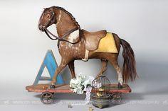 Веснушка — Лошадка-Качалка Virtual Museum, Old Games, Antique Toys, Old Toys, Antiques, Antiquities, Old Fashioned Toys, Antique, Old Stuff