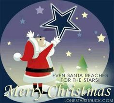1000 images about dallas cowboys on pinterest dallas - Dallas cowboys merry christmas images ...