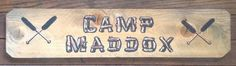 Custom Rustic Signs by MiniatureDreamscapes on Etsy