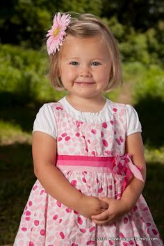 Mackynzie Renee Duggar 2012 -Josh and Anna daughter  2 years old