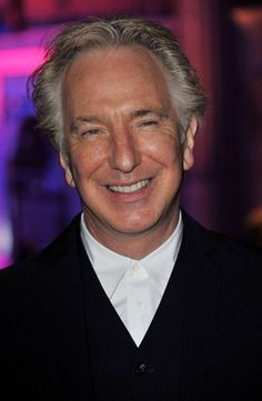 """Alan Rickman, """"Harry Potter and the Deathly Hallows 2"""", London Premiere  July 7, 2011"""