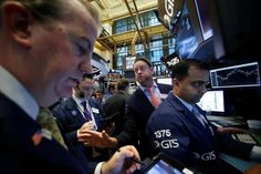 Wall Street slips after soft GDP data, earnings