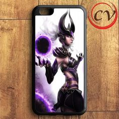 Syndra Sexy Girl League Of Legend iPhone 6 Plus | iPhone 6S Plus Case
