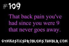 Sooo true! I have that!
