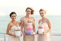 Sparkling Summer Sunset Wedding Inspiration