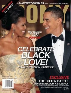 My President Barack and First Lady Michelle Obama...Black Love made #History