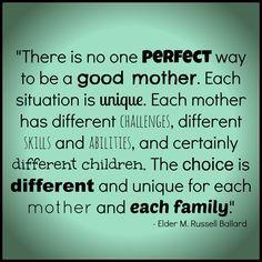 True...So True! #Mother #Motherhood #Quotes #Words #Sayings