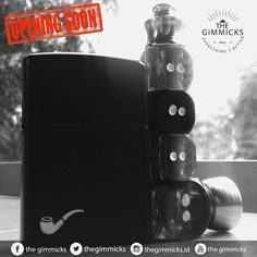 DICE TOBACCO PIPE  . . #hotitem . ONLINE SOON!  . . #pipe #smoke #tobacco #online #jual #murah #keren #discount #follow #hotitemsdaily #instagood #photo #jual #shipping #onlineshopping #me #cool #promo #sexy #stylish #style #order #now