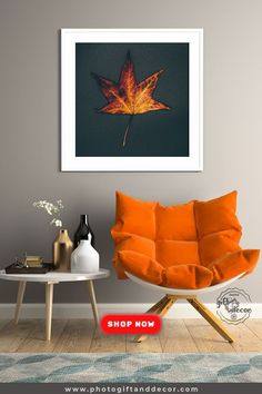 Autumn Leaf Color Palette Autumn brings a warm palette able to navigate through the deep and soft, bright light and dark, the shaded or vibrant. Autumn Leaf Color, Autumn Leaves, Living Room Decor, Bedroom Decor, Wall Decor, Decor Room, Wall Art, Luxury Home Accessories, Ideas Cafe