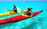 Best of Belize.  Things to do in Belize.  Adventure Island at Glover's Reef