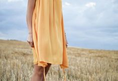 woman wearing yellow dress standing on green grass field Beautiful, free Girl photos from the world for everyone - Infinity Collections Clothing Blogs, Dress Stand, Tent Dress, After Life, Fashion Essentials, Summer Essentials, Yellow Dress, Girl Photos, Latest Fashion Trends