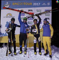1°Epic Ski Tour, a Lenzi e Desilvestro la tappa Cermis